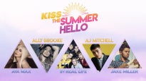 96.5 KISS FM Presents Kiss The Summer Hello