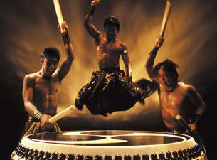Tao the Martial Art of Drum at Pensacola Saenger Theatre