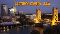 Sactown Comedy Jam with guest Oliver Graves from America's Got Talent