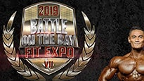 Battle On The Bay Fitness Expo 2019