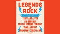 Legends of Rock celebrating Woodstock 50th Anniversary