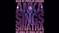 presale password for Paul Anka – Greatest Hits: His Way tickets in Sarasota - FL (Van Wezel Performing Arts Hall)