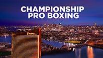 Championship Pro Boxing