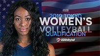 FIVB Tokyo Volleyball Qualification 2019