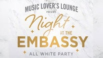 Music Lover's Lounge - All White Party
