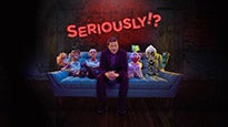 Jeff Dunham: Seriously presale passcode for show tickets in a city near you (in a city near you)