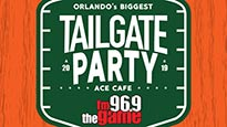 Orlando's Biggest Tailgate Party - Corn Hole Tournament