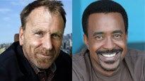Colin Quinn and Tim Meadows