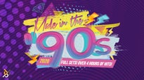 Made in the 90s tickets (Copyright © Ticketmaster)