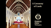 The Orpheus Choir of Wellington: A Ceremony of Carols tickets (Copyright © Ticketmaster)
