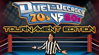 Duel Of The Decades: 70's Vs. 80's - 2020 Tournament Edition