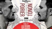 SubStars at The Fillmore - Poirier vs Tonon + Celebrity Sumo