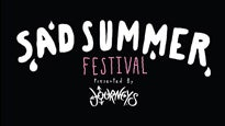 Sad Summer Festival presented by Journeys presale password for early tickets in a city near you