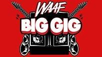 WAAF Big Gig - Starring Godsmack With Special Guests Halestorm & More