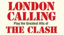 Copyright © Ticketmaster | London Calling (UK) (The Clash Tribute) tickets