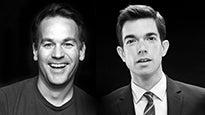 Mike Birbiglia & John Mulaney: Working it Outside pre-sale password