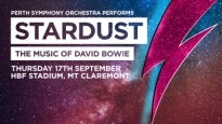 Perth Symphony Orchestra Performs Stardust The Music Of David Bowie tickets (Copyright © Ticketmaster)