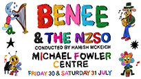 Image used with permission from Ticketmaster | Benee & the NZSO tickets