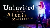 Image used with permission from Ticketmaster | Uninvited: The Songs of Alanis Morissette tickets