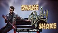 Shake Baby Shake at Aventura Arts & Cultural Center