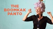 The Boomkak Panto tickets