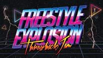 Freestyle Explosion Throwback Jam