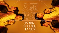 Image used with permission from Ticketmaster | Pork and Poll Taxes tickets