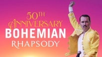 Image used with permission from Ticketmaster | Queen Bohemian Rhapsody tickets