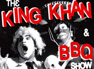 The King Khan & BBQ Show / the Gartrells / the Pukes - Chicago, IL 60622