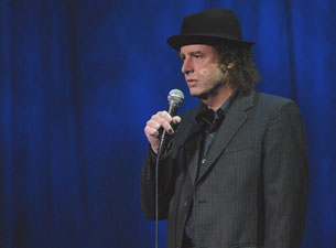 Steven Wright at Ridgefield Playhouse