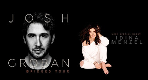 Find Citi Cardmember Offers for Josh Groban & Idina Menzel