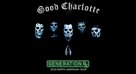 Find Citi Cardmember Offers for Good Charlotte