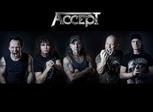 Accept at Saban Theatre