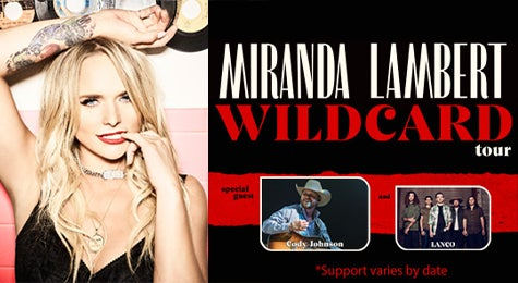 Find Citi Cardmember Offers for Miranda Lambert