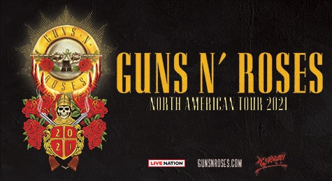 Find Citi Cardmember Offers for Guns N' Roses
