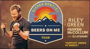 Find Citi Cardmember Offers for Dierks Bentley