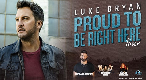 Find Citi Cardmember Offers for Luke Bryan