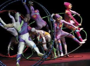 Cirque D'Or at Greek Theatre-U.C. Berkeley