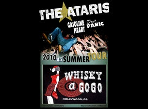 Ataris at Whisky A Go GO