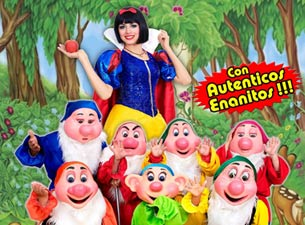 Snow White and the Seven Dwarfs - Pantomime 2020 tickets (Copyright © Ticketmaster)