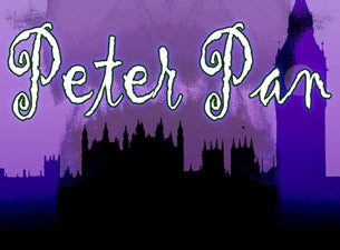 Cabrillo Music Theatre presens PETER PAN