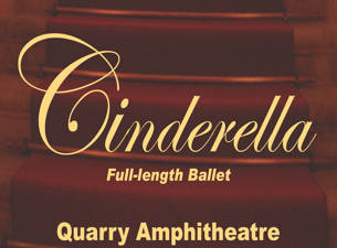Ann Brodie's Carolina Ballet Presents Cinderella
