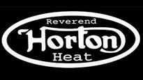 Reverend Horton Heat at Galaxy Theatre