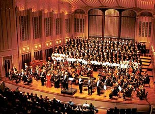 The Cleveland Orchestra at Severance Hall