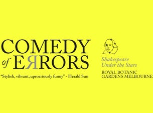 Comedy Of Errors Presented By OSU Theatre Department
