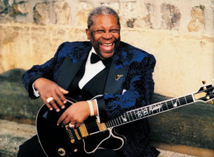 B.B. King Blues Band at Palace Theatre Stamford