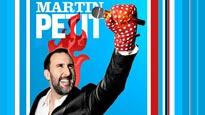 Copyright © Ticketmaster | Martin Petit tickets