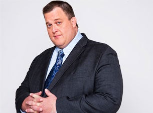 Billy Gardell at The Mahaffey Theater