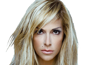 Anna Vissi at The Theater at Hard Rock Hotel & Casino