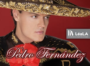 Pedro Fernandez at The Forum